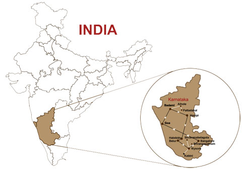 All inclusive escorted tours to north india south india and all india highlights gumiabroncs Image collections